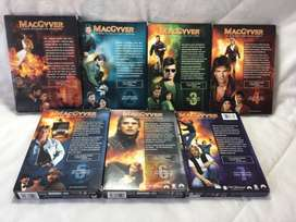 Macgyver complete dvd set for sale