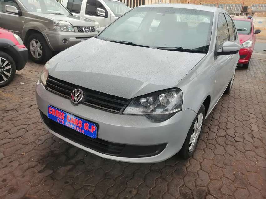 2017 Volkswagen polo vivo 1.4 engine capacity sedan. 0