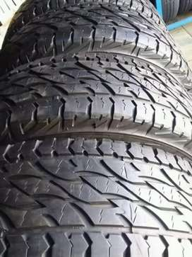 4 × 265 / 70 / 16 Brighstone AT tyres for sale