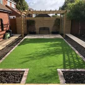 CONCRETE AND TURF INSTALLATION