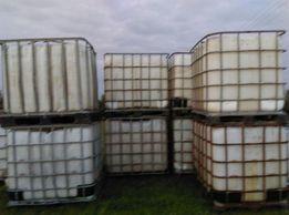 Małzery zbiorniki 1000 litrów