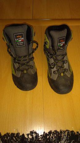 Buty Lytos turystyczne górskie rozmiar 34, wkładka 21 cm Czeladź - image 2