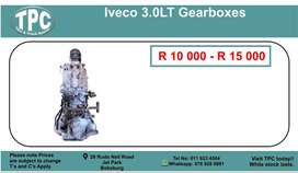 Iveco 3.0LT Gearboxes For Sale.