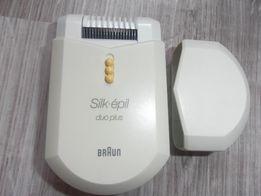 depilator Silkepil duo plus Braun