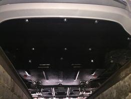 Защита картера двигателя и КПП для Nissan Leaf