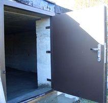 Двері металеві в підвал,підїзд ,погріб.