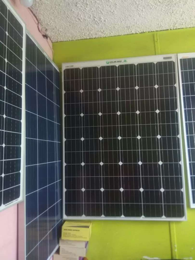 we supply all types of solar panels 0