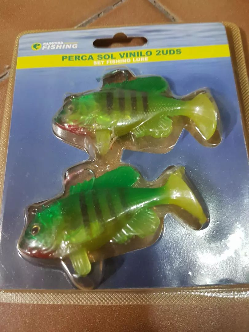 Navnada na loveni ryb silikonova 0