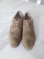 Стильные замшевые туфли Minelli