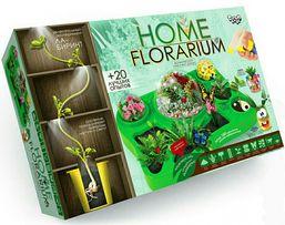 """20 лучших опытов с растениями """"Home Florarium"""" Danko Ботанический сад"""