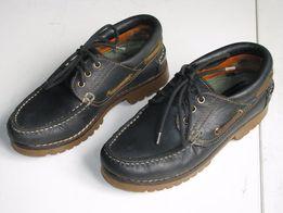 туфли кожаные sinderella 36р для школы темно синие 550грн торг