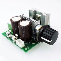 ШИМ регулятор оборотов двигателя постоянного тока DC0-60В 5А, 10А, 20