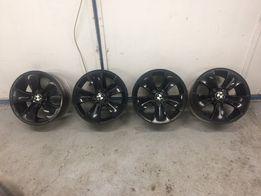 felgi aluminiowe bmw 5x120 et 34 czarne ! ! ! !