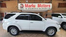 2014 TOYOTA FORTUNER 3.0D-4D R/B For Sale in Witbank