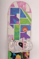 Deska snowboardowa Nitro FATE fifty three 153cm