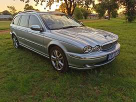 2008 Jaguar X-Type 2.0SE Automatic Station Wagon Estate