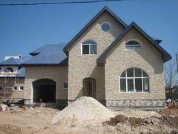 Строительство домов, коттеджей. Зaливaем фундaмент под ключ