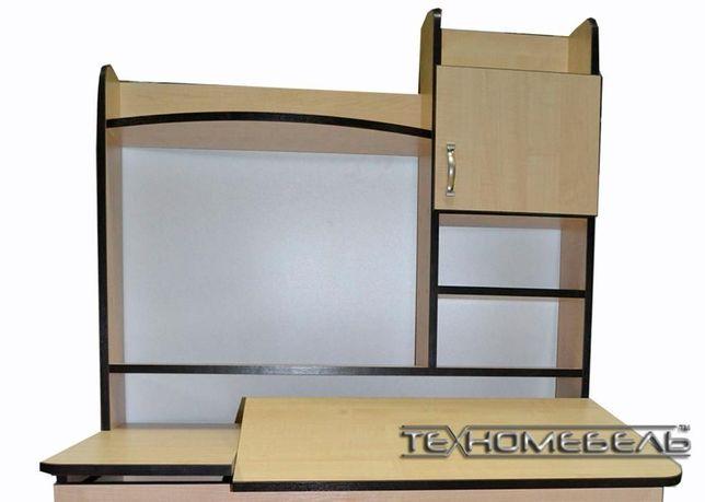 Парта-письменный стол с надстройкой от 3-х до 18 лет Киев - изображение 8