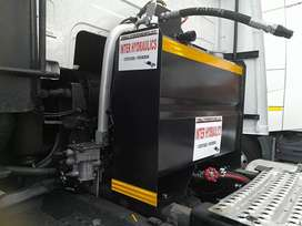 GAS AND FUEL TANKERS HYDRAULIC FITMENT