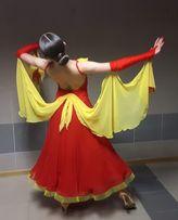 Sukienka turniejowa taniec towarzyski standard ST EDC