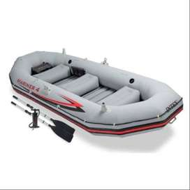 mariner 4 rubber boat with electric motor