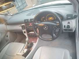 2001 Mercedes Benz c180 classic. 6 speed manual