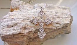 Крестик с Камнями