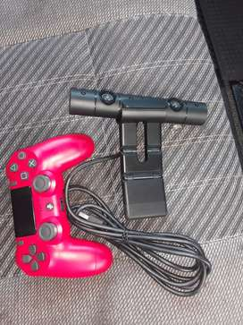PS4 Controller and Camera