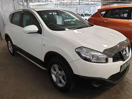 #2012 Nissan Qashqai 1.5DCI Accenta+ FSH-Well maintained