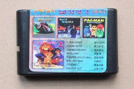 Игровой Картридж Sega Mega Drive | SUPER 8in1