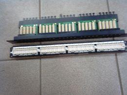 "Patch Panel 19"" 1U, телефонная, 50 port RJ-45 8P4C < ISDN-50 >"
