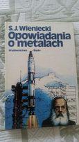 Opowiadania o metalach - S. J. Wieniecki