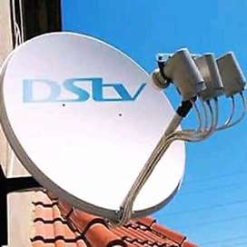 D-STV accredited installer signal Repairs Extraview Relocation