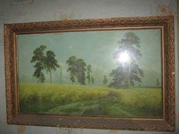продам картину репродукция Шишкина 1887года
