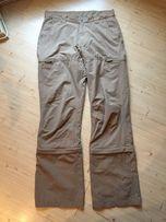 BERGANS OF NORWAY 2w1 M wyczynowe spodnie gorskie trekingowe
