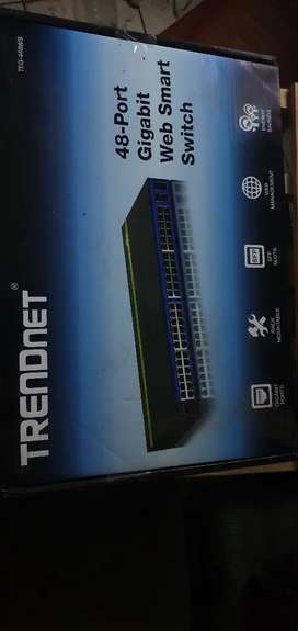 Trendnet 48 port switch