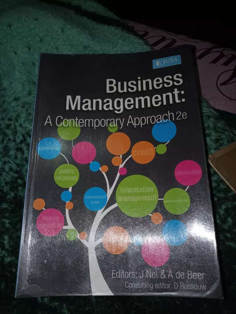 Business Management A contemporary approach 2nd (2e) edition 0