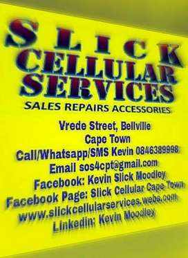 SLICK CELLULAR SERVICES - CELL PHONE REPAIRS