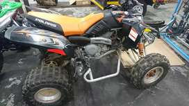 Polaris 500 Troy lee design. Very good condition first serve done