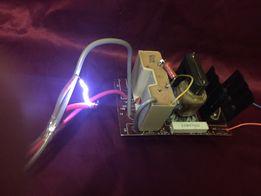 Генератор высокого напряжения для электростатистической коптильни