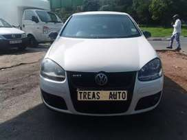 GOLF GTI WITH AN ENGINE CAPACITY OF 2,0