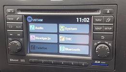 Nissan Nawigacja Polskie Menu Lektor Mapa 2018 LCN1 LCN2 LCN3 od 2009