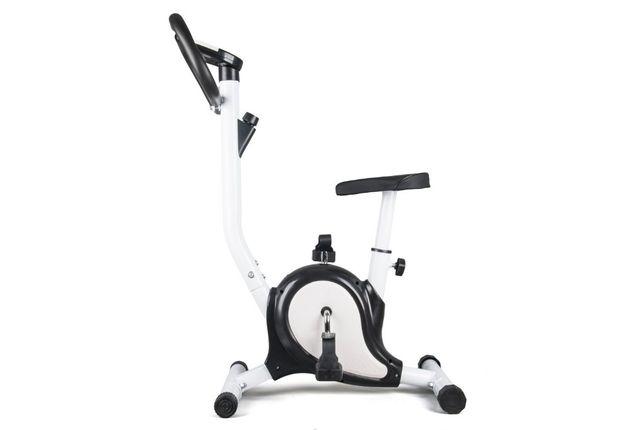 ROWEREK rower stacjonarny treningowy, mechaniczny - do 100 kg. Nowy Sierakowice - image 3