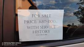With Service history and price Negotiable