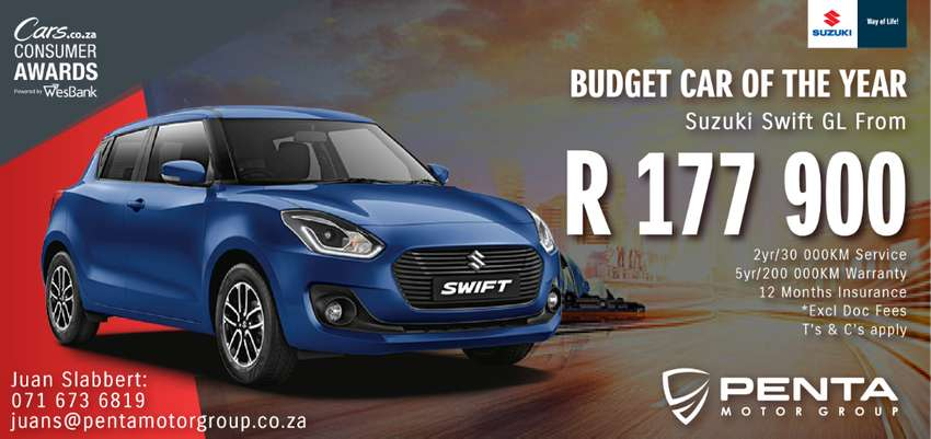 Brand New Suzuki Swift 0
