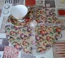 Подарочный чайный кофейный набор 6 персон сервиз
