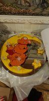 """Люстра """"ДВА ведмеді"""" для дитячої кімнати - НОВА! ДЕШЕВА ЦІНА!"""