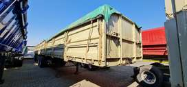6m x 12m AFRIT Dropside with 1.2m dropsides