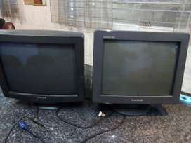 Computer screens for sale no power in them
