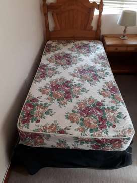 Double bed and aingle bed sets